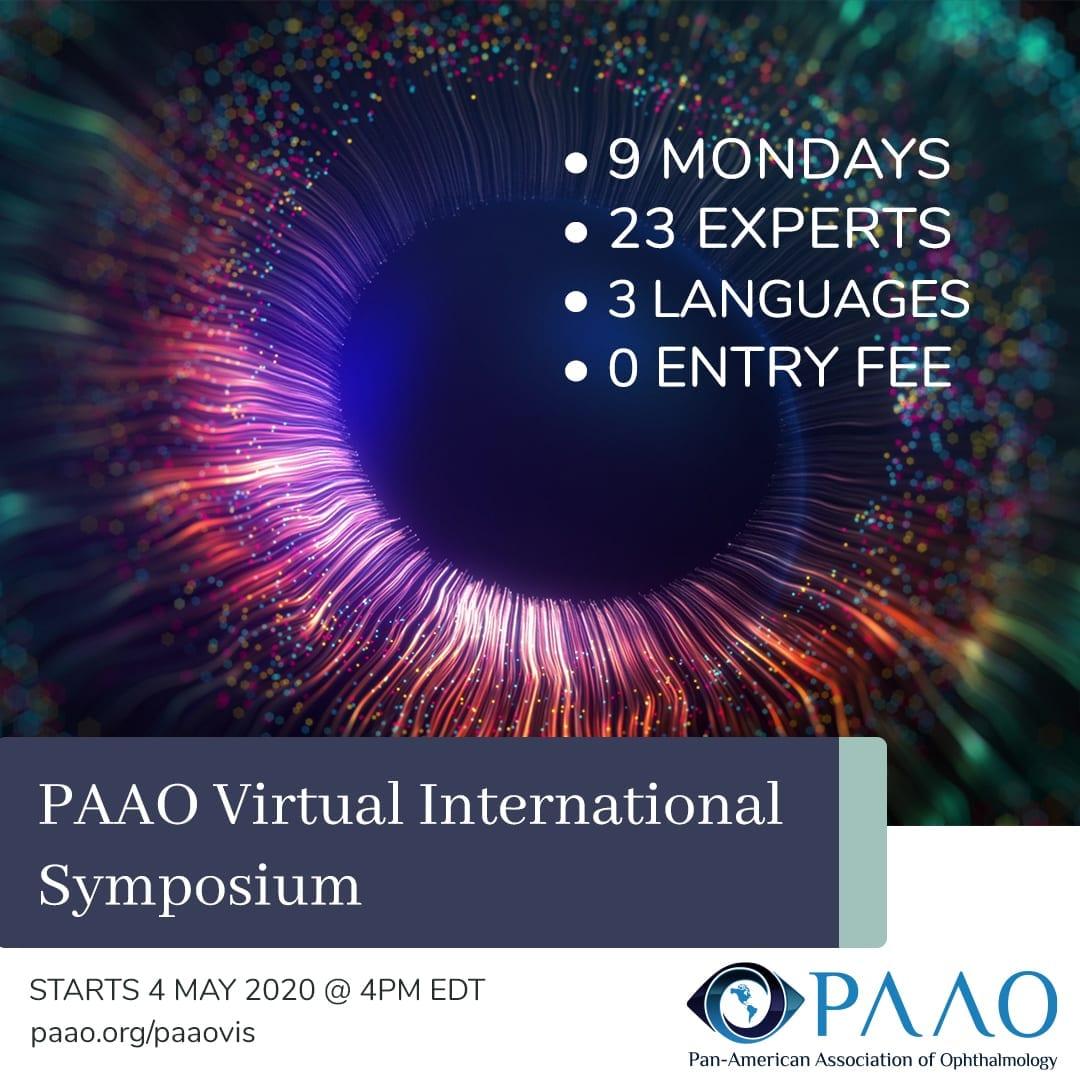 PAAO Virtual International Symposium