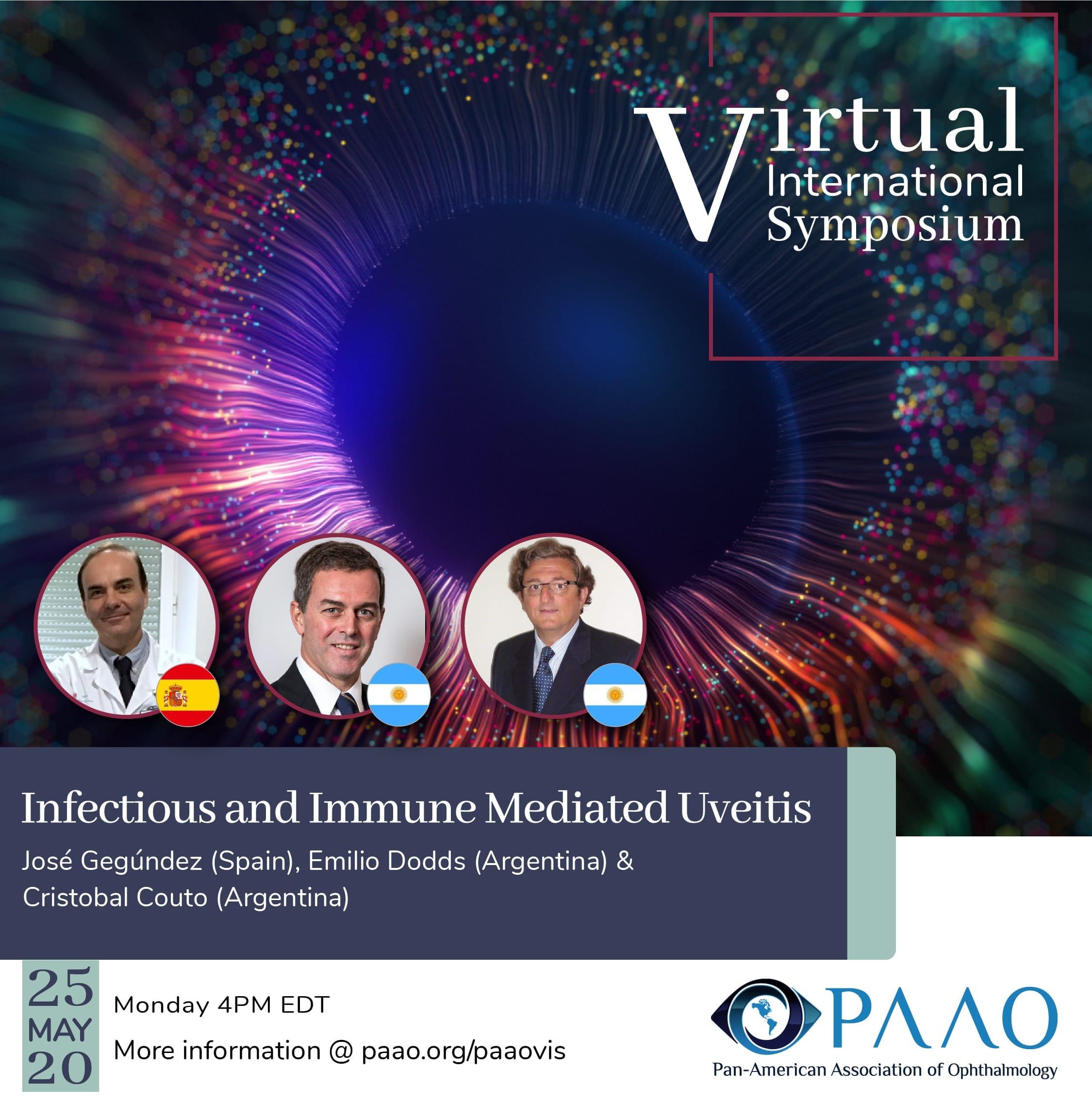 PAAO Virtual International Symposium #4