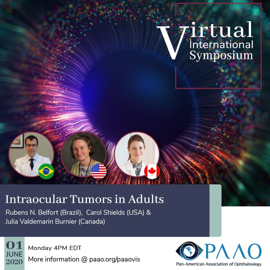 PAAO Virtual International Symposium #5